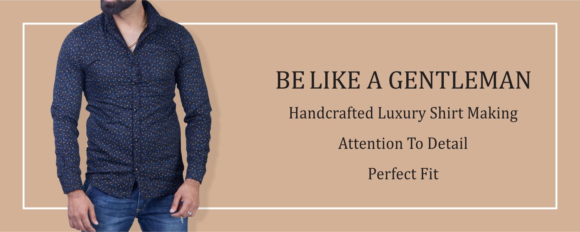 Men Shirt - Look Book